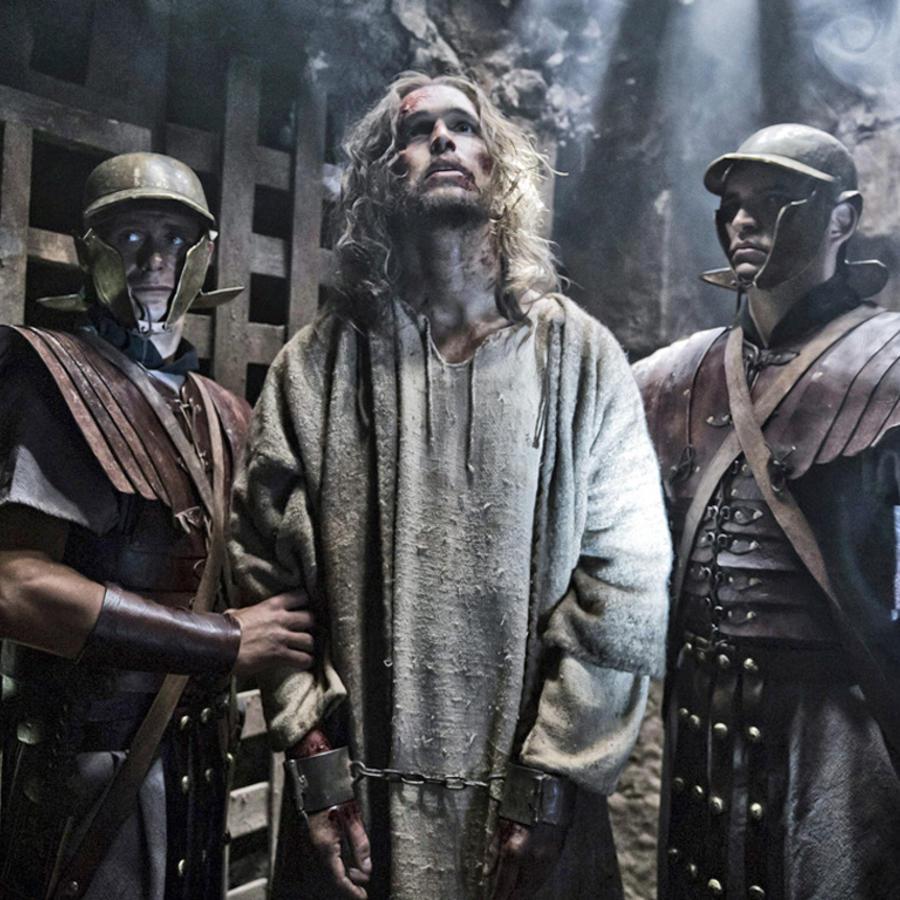Diogo Morgado es Jesucrito en Son of God, 2014
