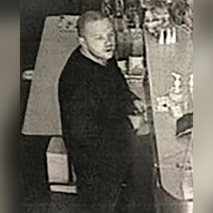 El sospechoso de un triple homicidio en Oregón.