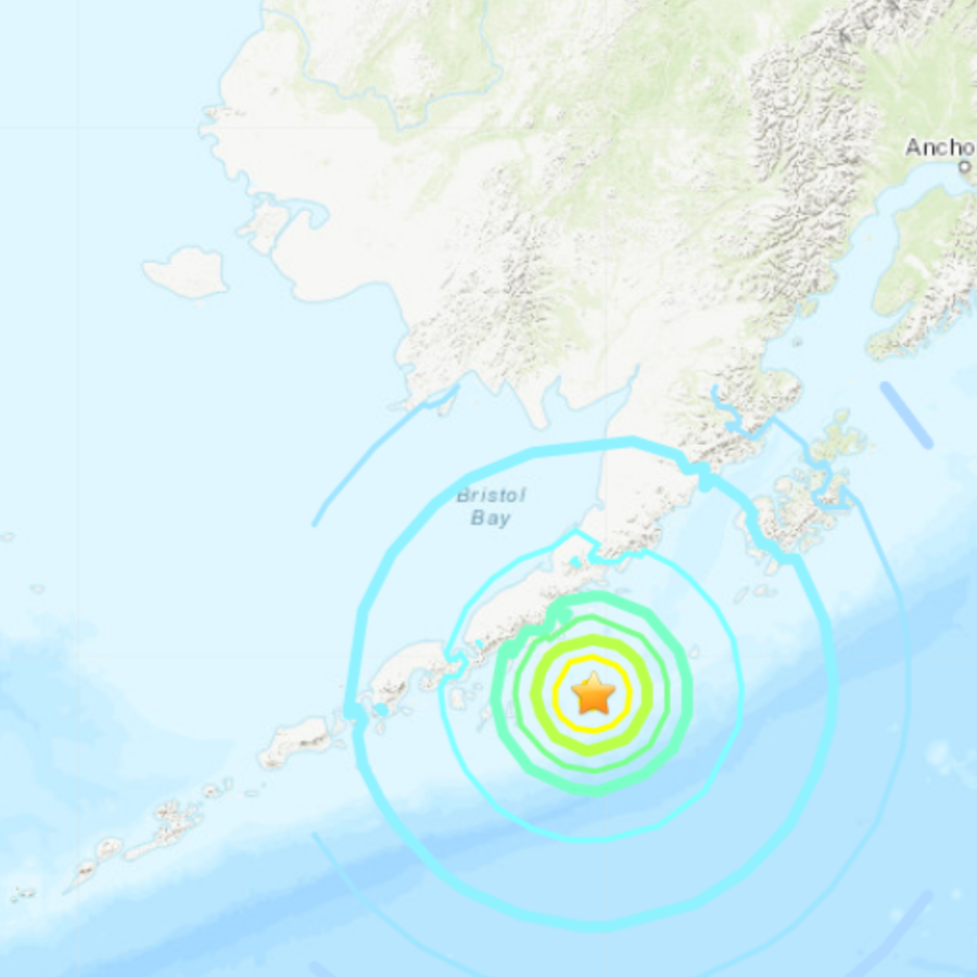 Terremoto Alaska.