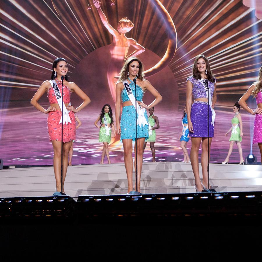 Competencia preliminar en Miss Universo 2014