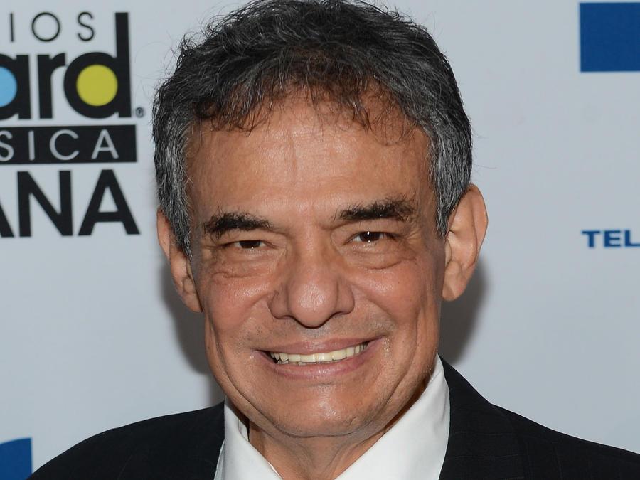 José José en la conferencia de los premios Billboard a la música mexicana en el 2012