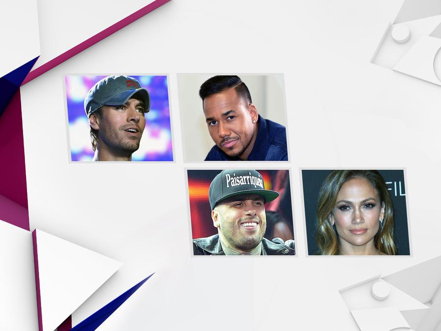 Finalistas de Premios Billboard 2016
