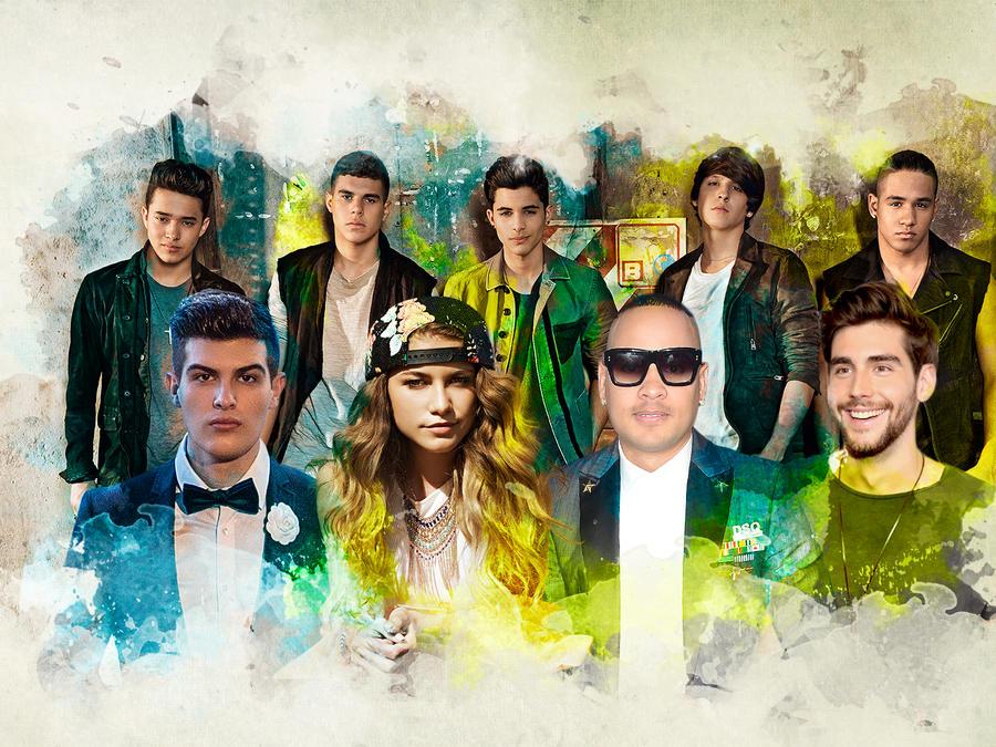 Latin AMAs 2016