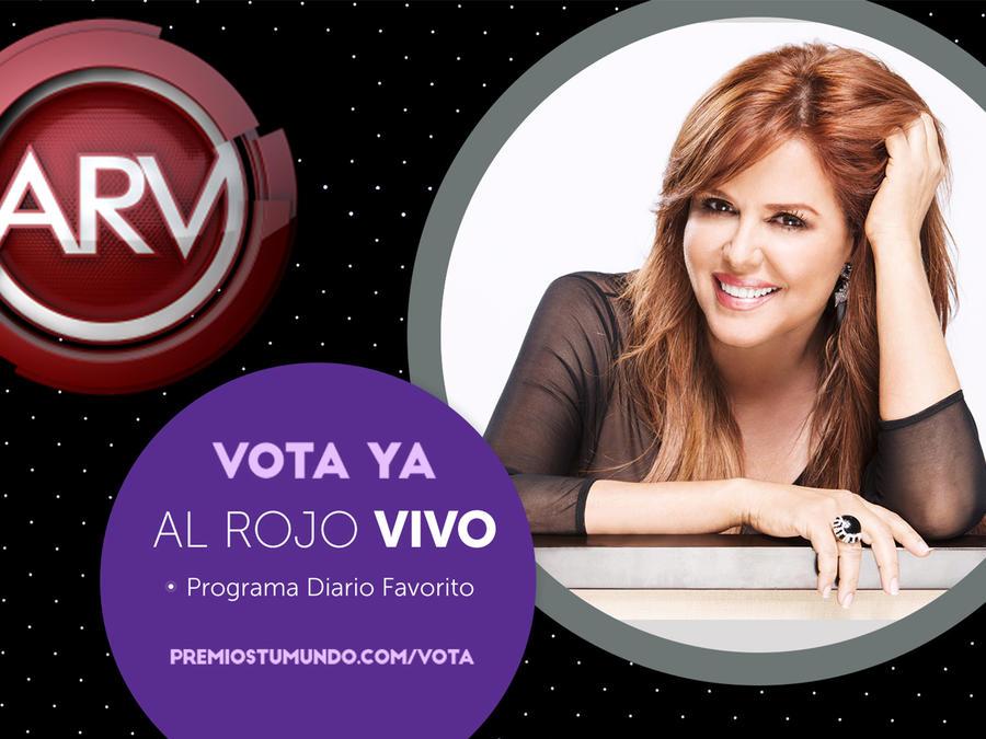 Vota por Al Rojo Vivo en Premios Tu Mundo