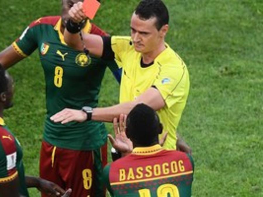 Alemania vs Camerún