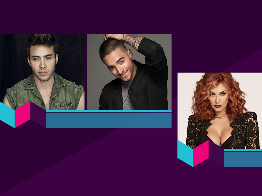 Nominados Premios Tu Mundo 2017.