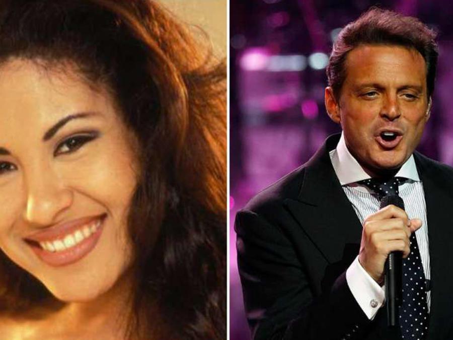 Publican foto de Selena con Luis Miguel