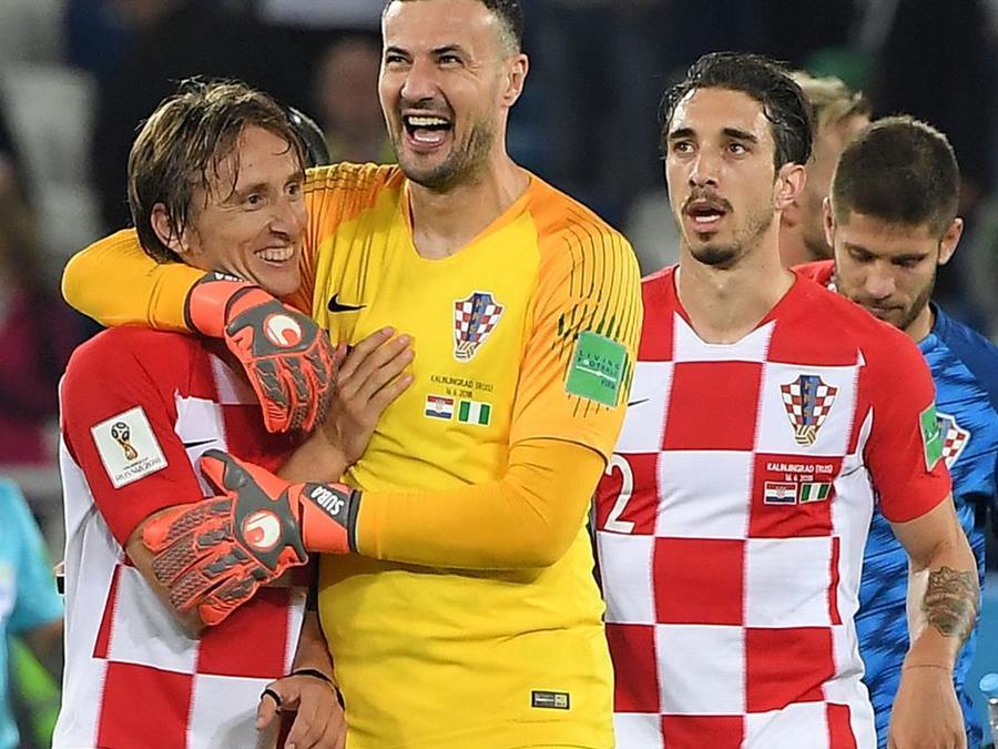 High Lights Croacia vs Nigeria