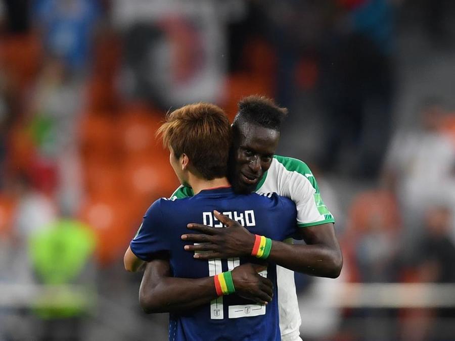 Japón vs. Senegal HL