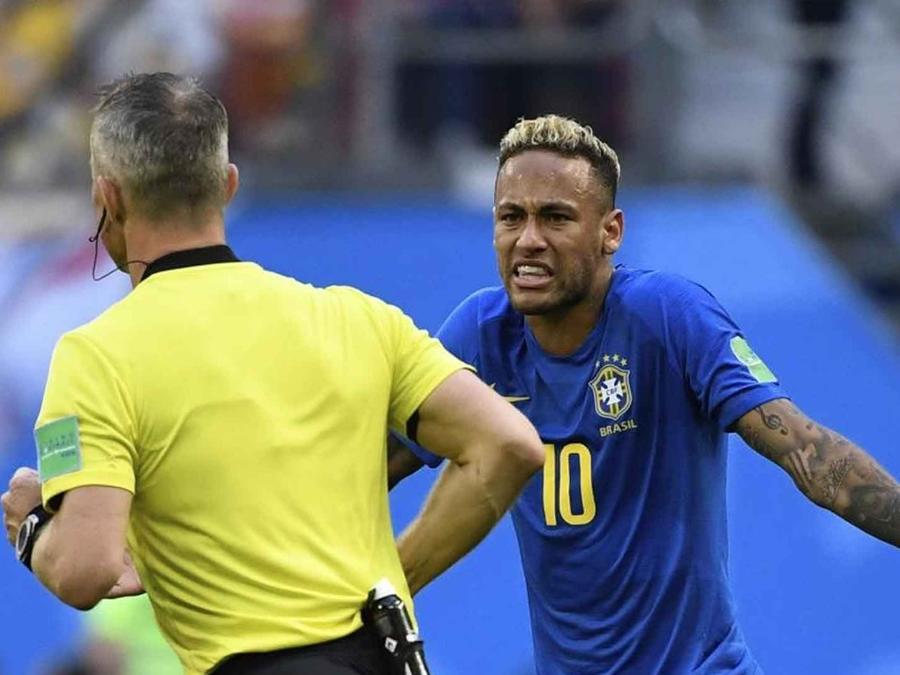 Neymar justicia