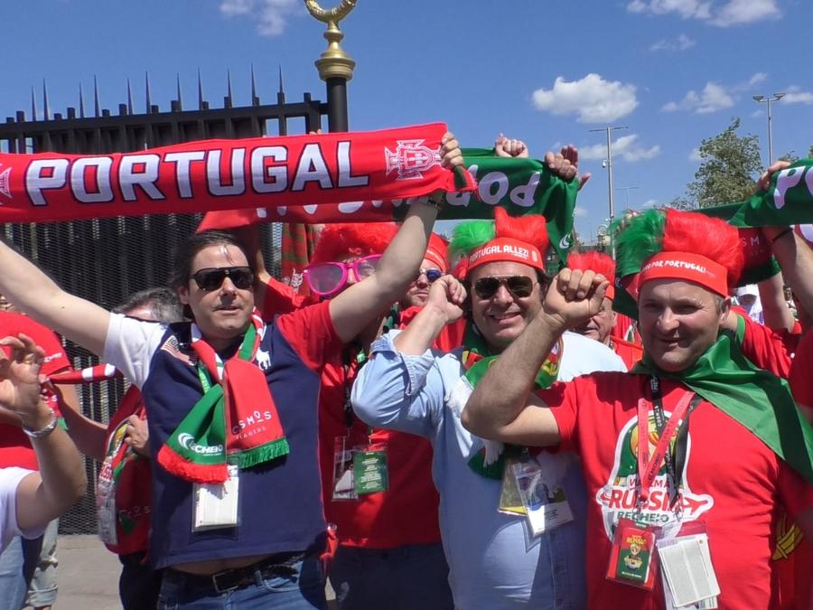 Fans Portugal
