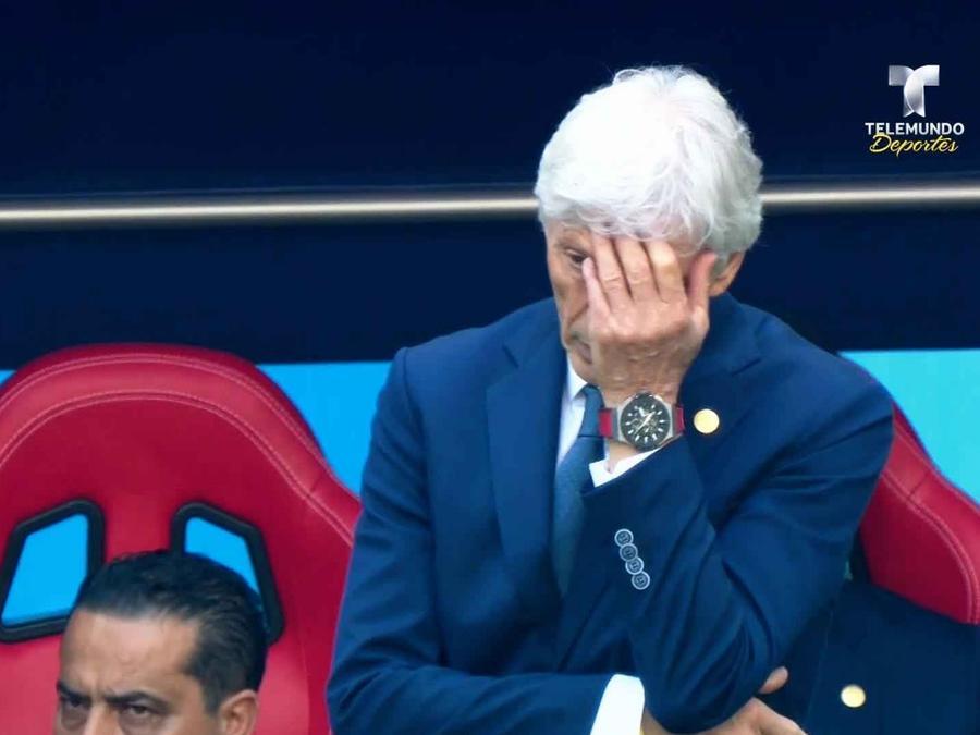 Reacciones derrota Colombia