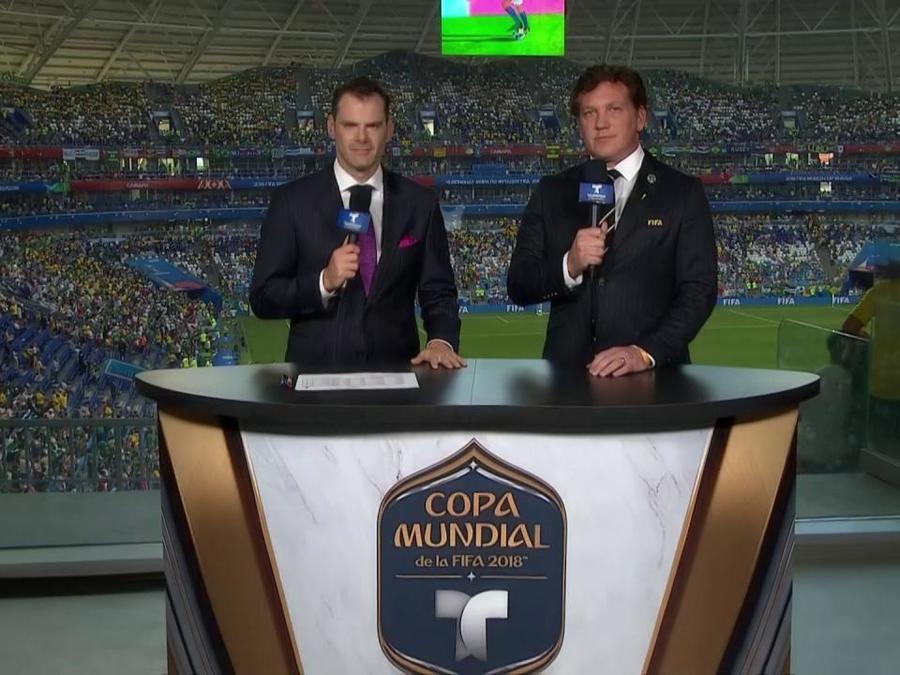 Copa América en Telemundo