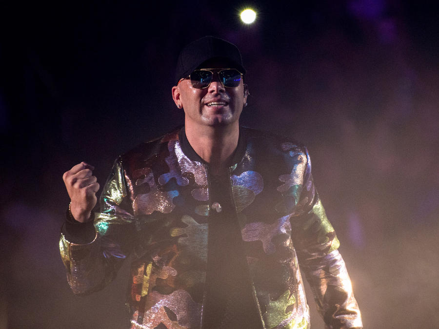 Wisin y Yandel In Concert - New York City