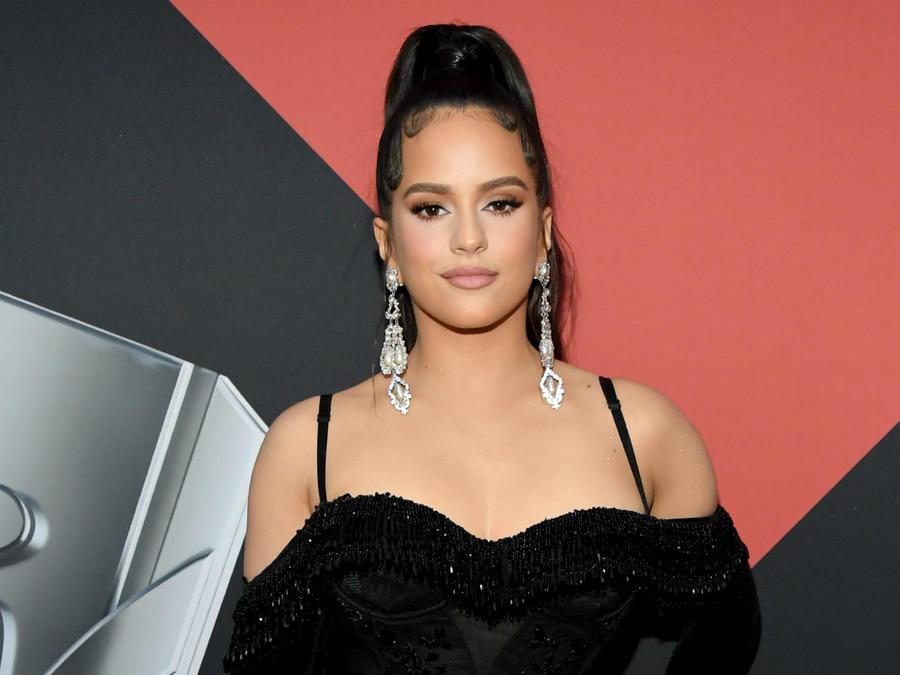 Rosalía rocked the MTV Video Music Awards 2019 red Carpet