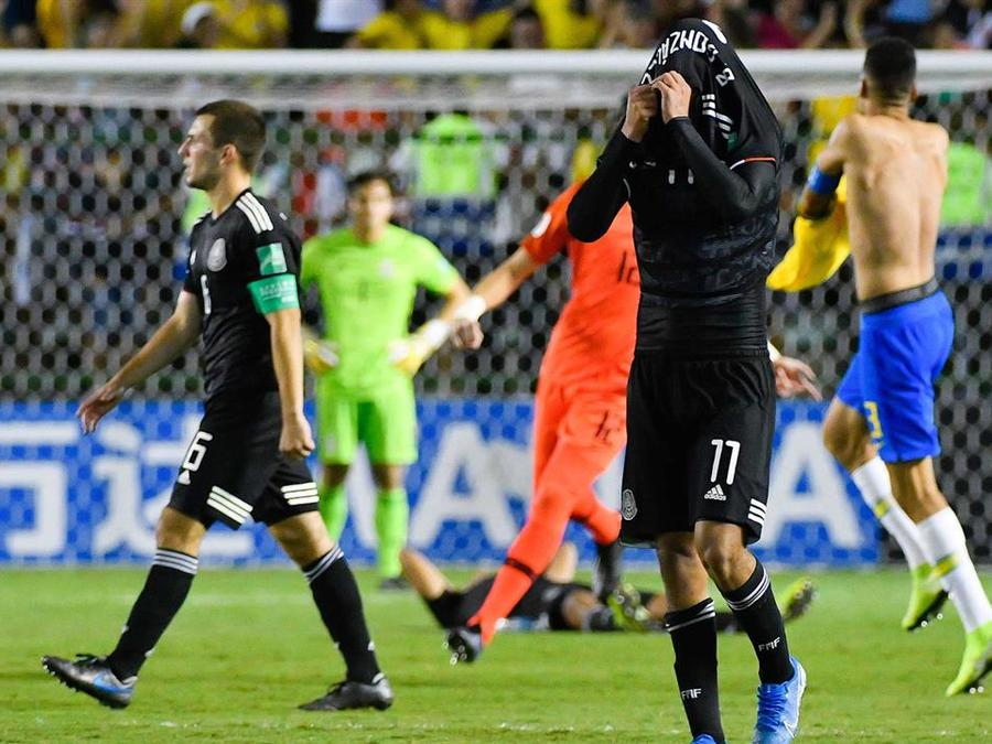Final Mundial Sub-17 México vs Brasil