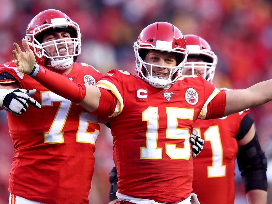 Los Chiefs de la NFL