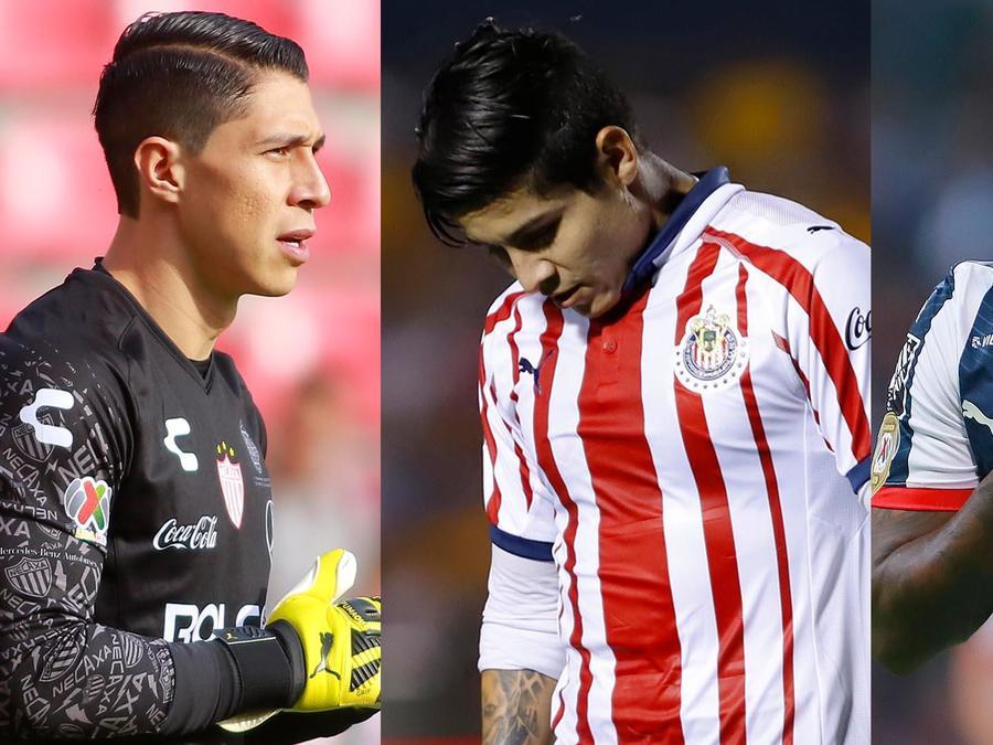 Jugadores que se saltaron la cuarentena en la Liga MX