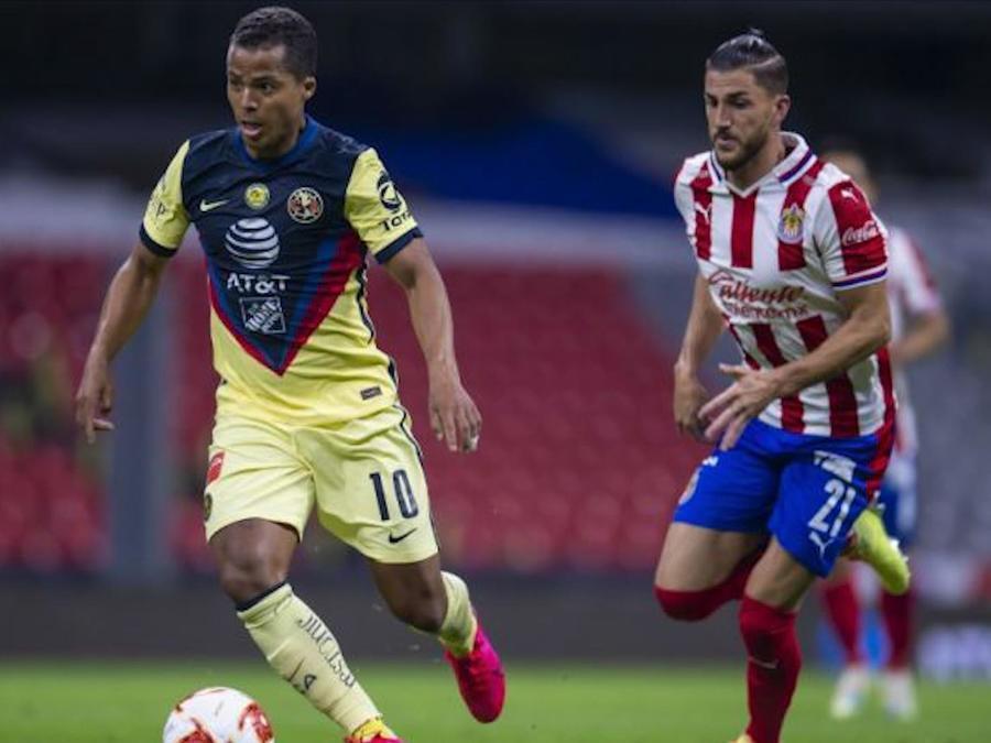 Guadalajara vs Club América de México