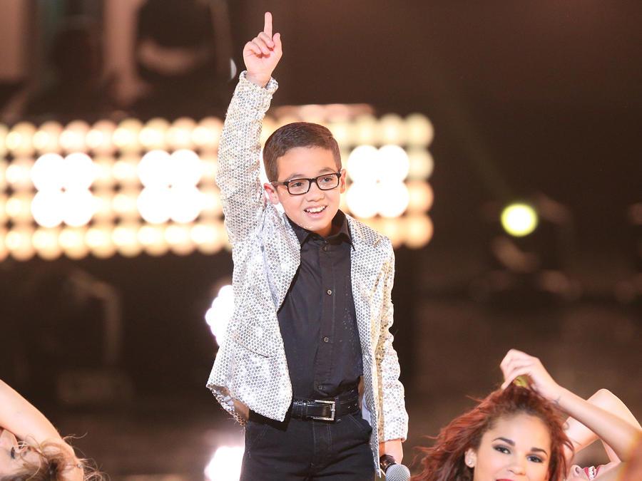 jonael santiago, treasure, presentacion final, la voz kids