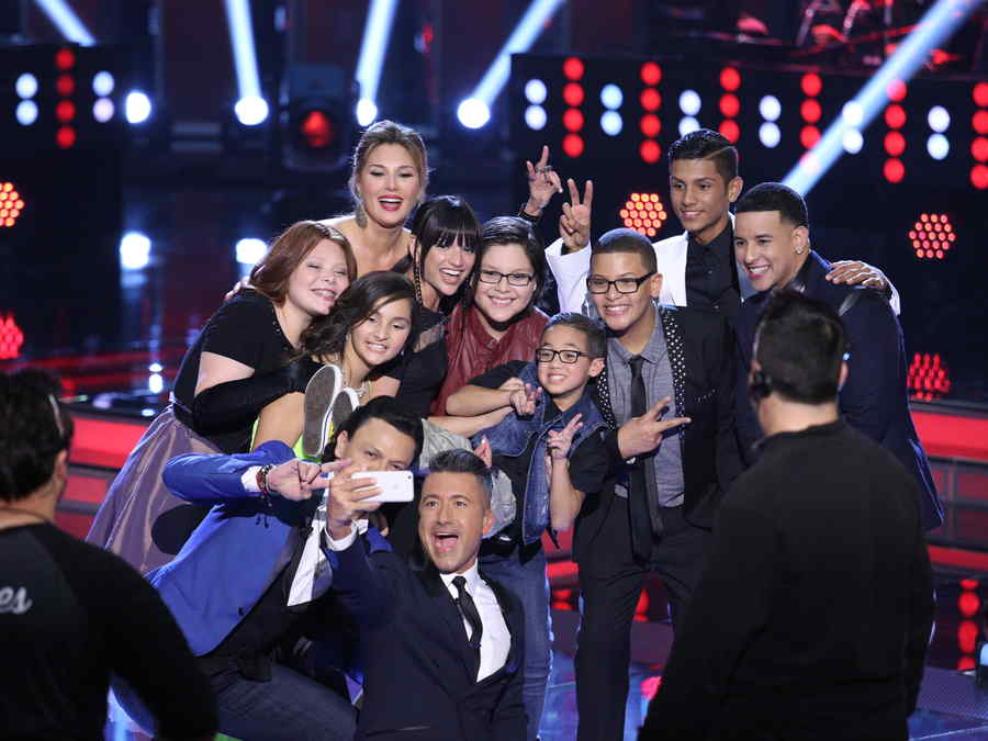 Seis grandes talentos disputaran la gran final de 'La Voz Kids'