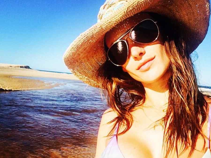 Alessandra Ambrosio en bikini