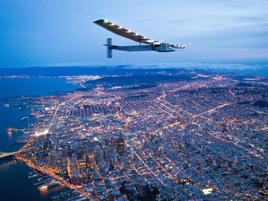 avion solar