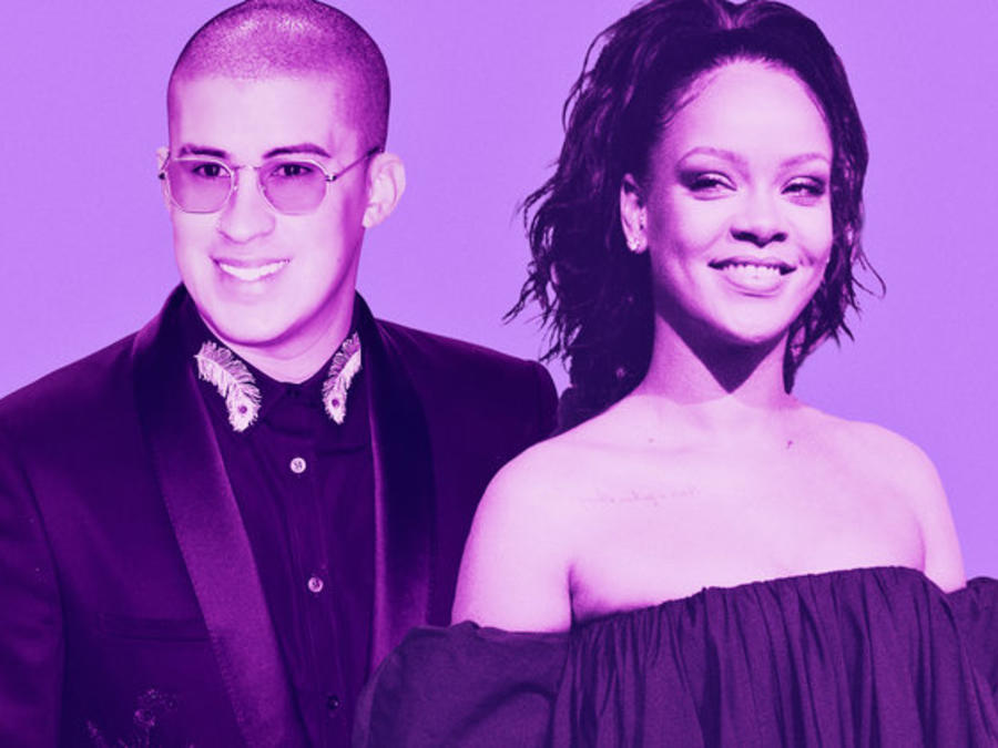 Bad Bunny y Rihanna