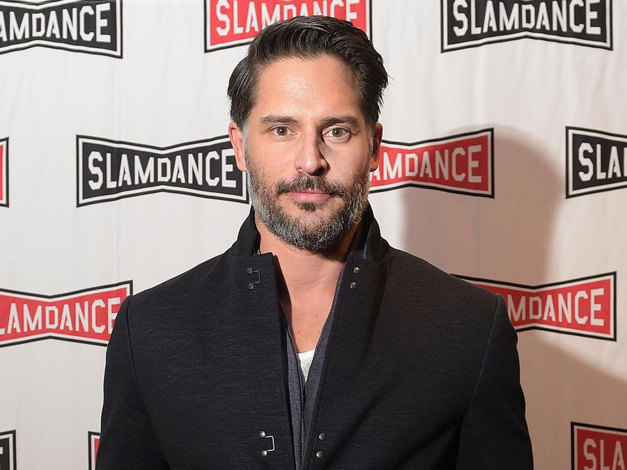 "Joe Manganiello en la premiere de ""Resurrection Of Jake The Snake"""