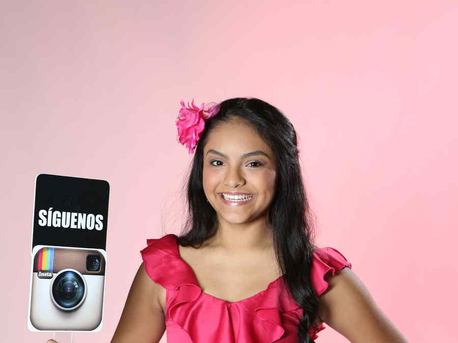 Isabel Sanchez, La voz kids