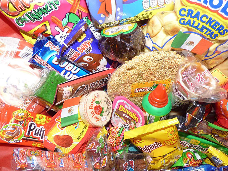 Best Mexican Snacks You Don't Have to go Home to Buy