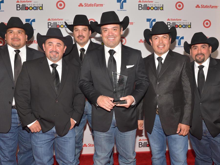 Intocable Premios Billboard 2012