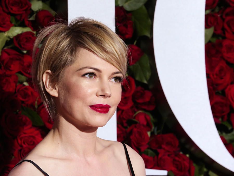 Michelle Williams en los Tony Awards 2016