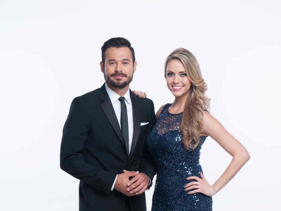 "Jessica Carrillo y Guad Venegas conducirán ""Camino a la Corona""."