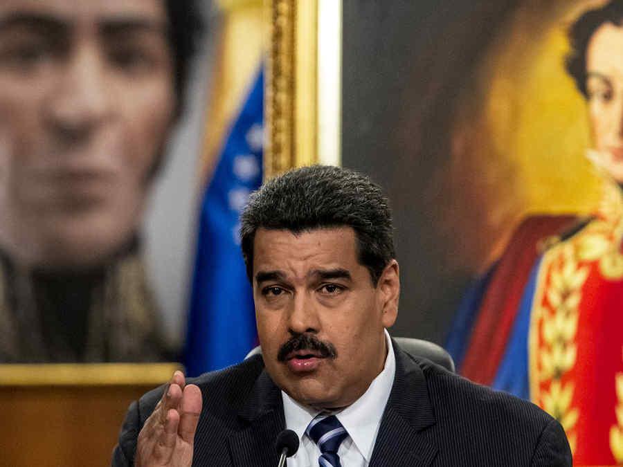 MADURO LANZA PLAN DE RECUPERACIÓN DE ECONOMÍA A CORTO, MEDIANO Y LARGO PLAZO