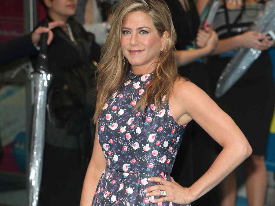 """Jennifer Aniston en la premier de """"We're the Millers en Londres"""""""