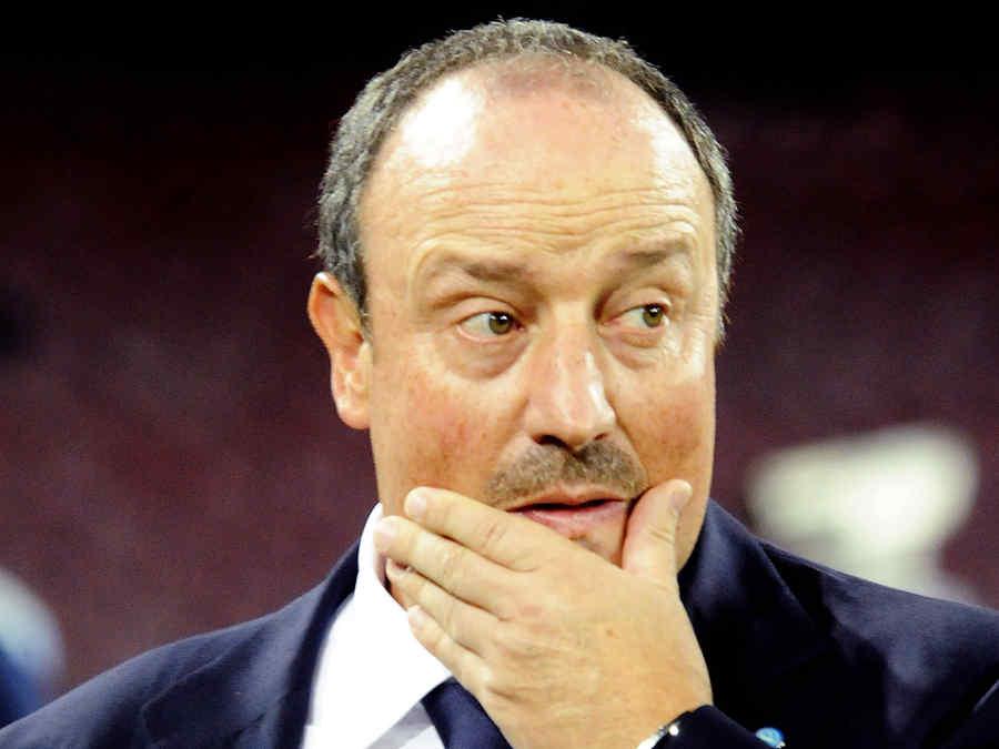 rafa benitez elegido entrenador del real madrid