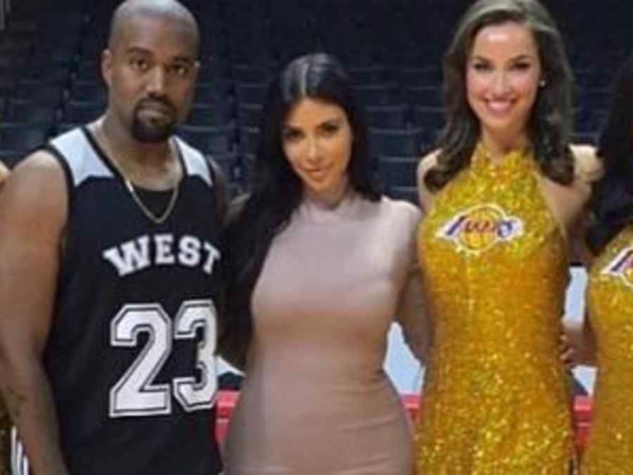 Fiesta sorpresa de Kanye West organizada por Kim Kardashian