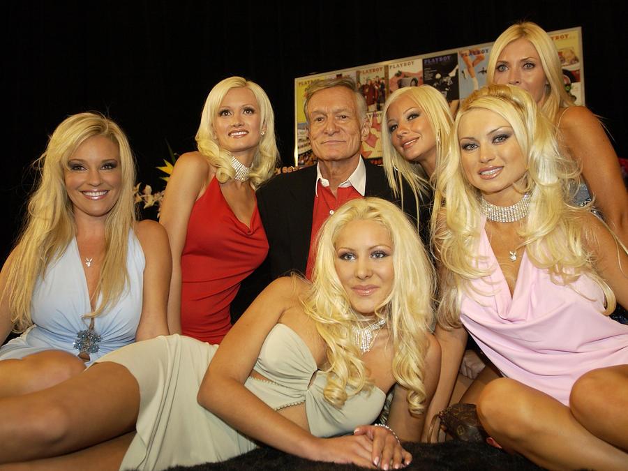 The Palms Casino Resort Celebrates Playboy's 50th Anniversary