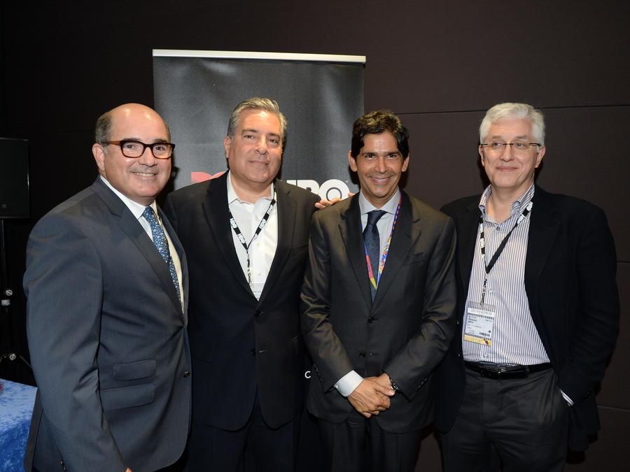 TELEMUNDO / HBO PRESS CONFERENCE