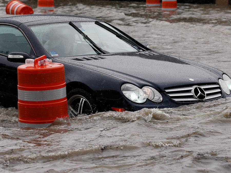 Texas inundaciones por huracán Patricia