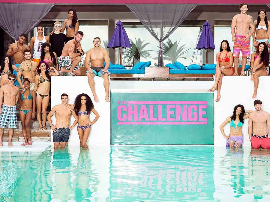'The Challenge' temporada 25