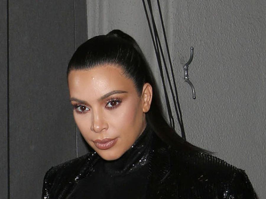Kim Kardashian embarazada 2015