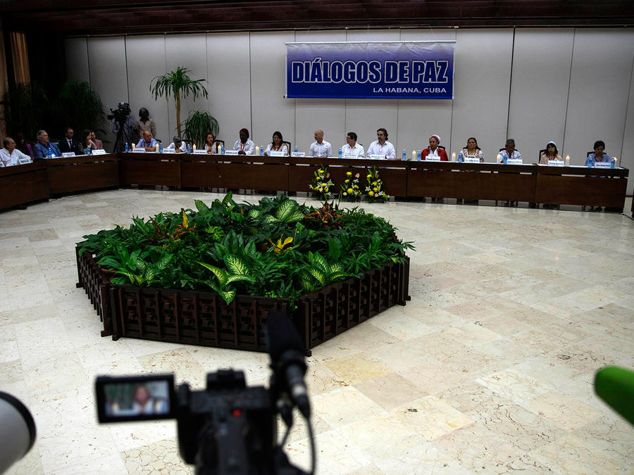 proceso de paz colombia farc