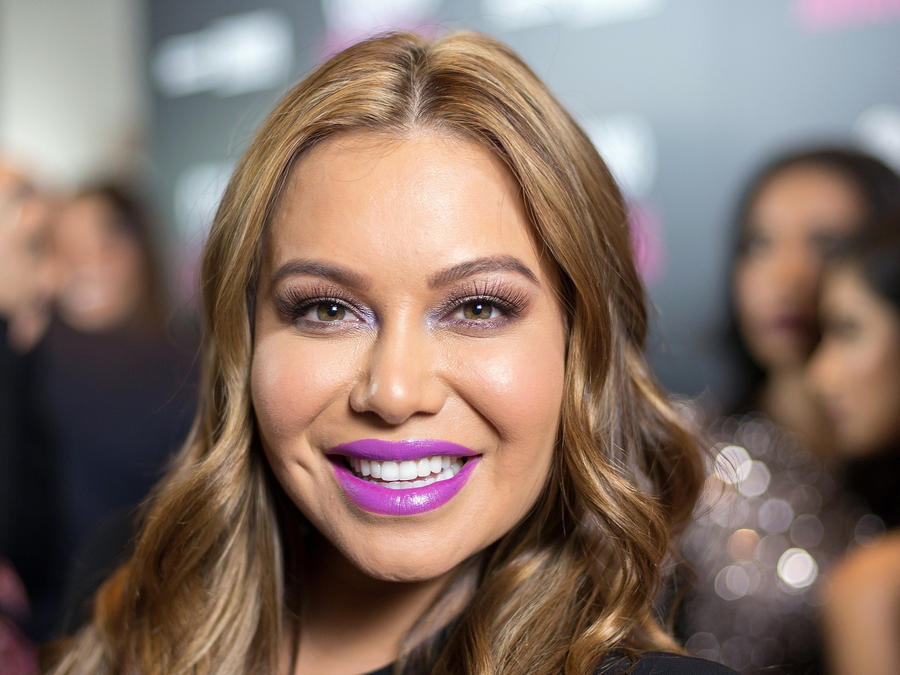 Chiquis Rivera durante los Latina Awards 2015