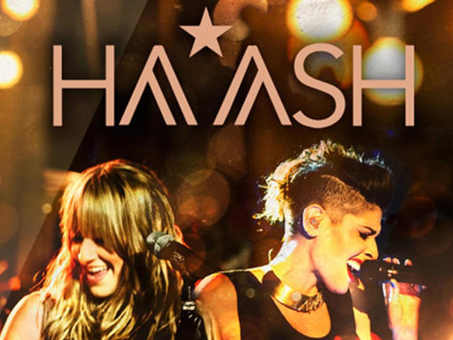 Foto promocional de Ha*Ash