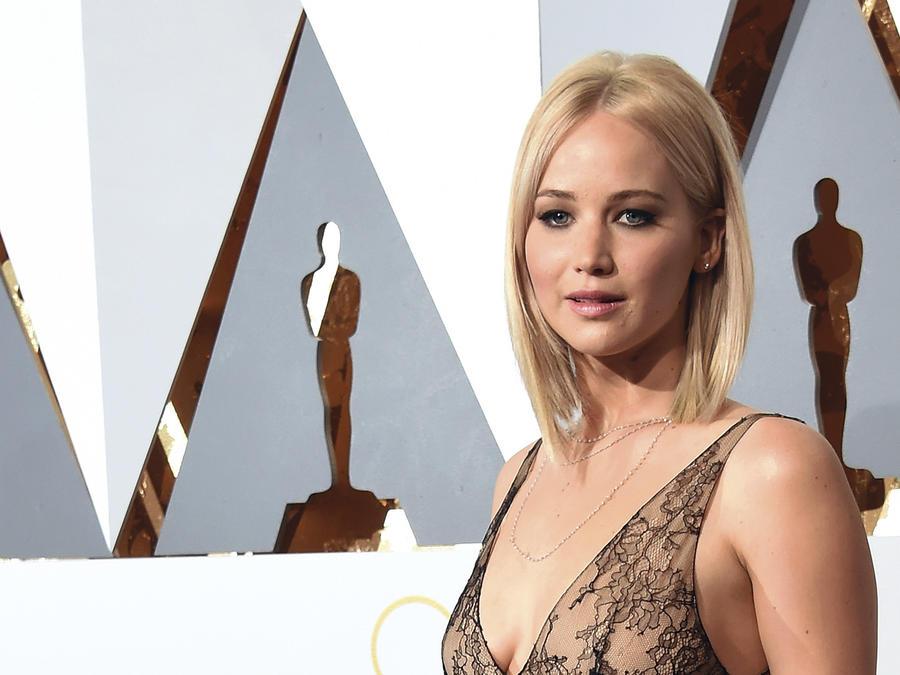 Jennifer Lawrence en los Oscars 2016