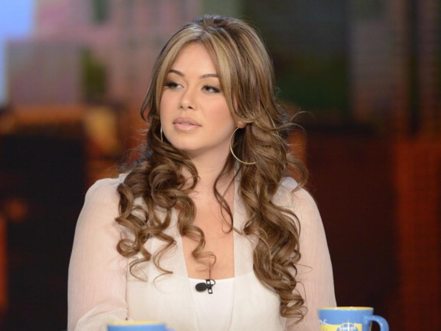 """Chiquis Rivera en su entrevista en el show de ABC """"The View"""""""