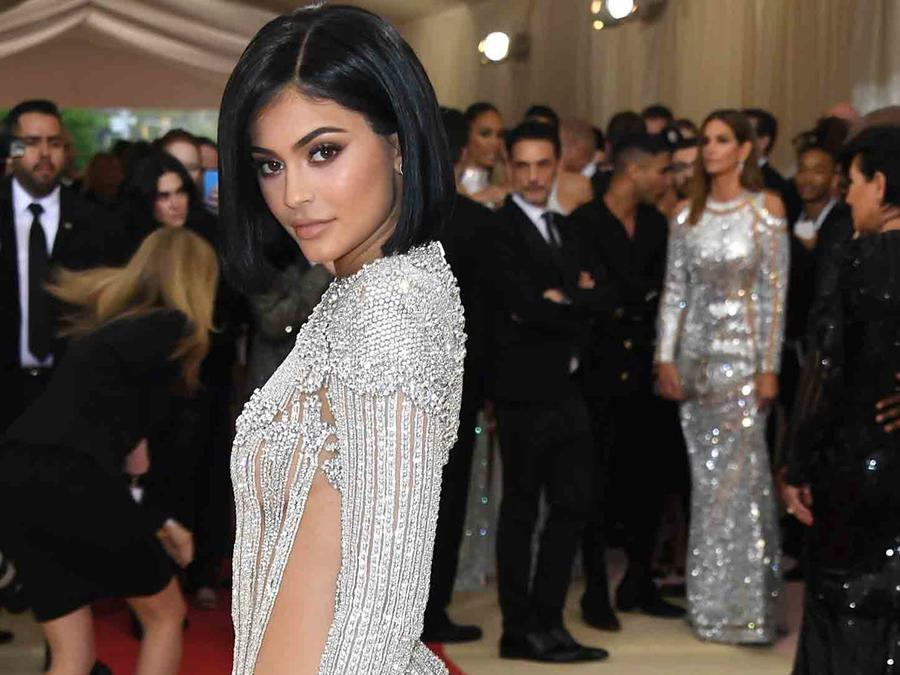 Kylie Jenner en MET Gala 2016