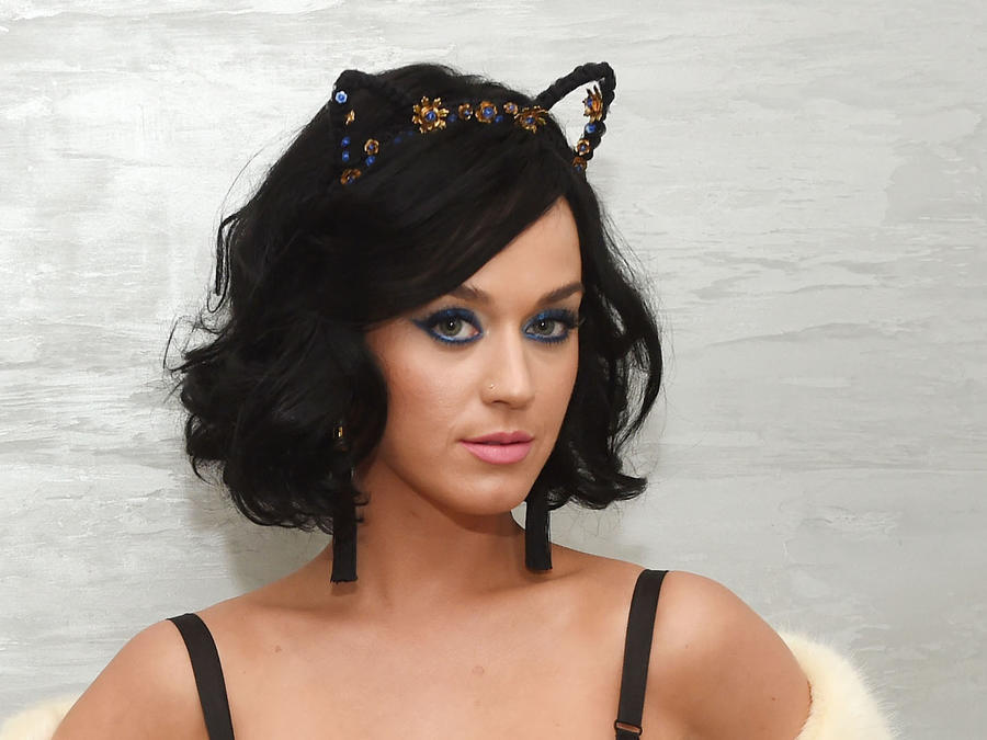 Katy Perry en evento de Cover Girl